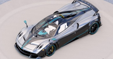 Final Pagani Huayra Coupe Has Been Revealed