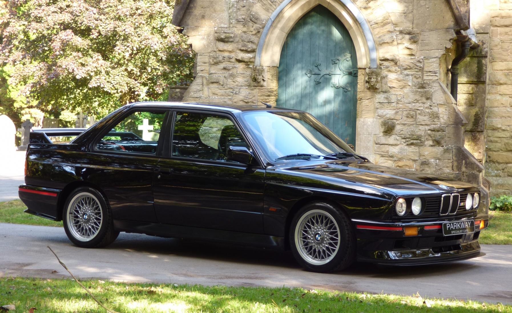 1990 Bmw M3 Sport Evolution For Sale Supercar Report