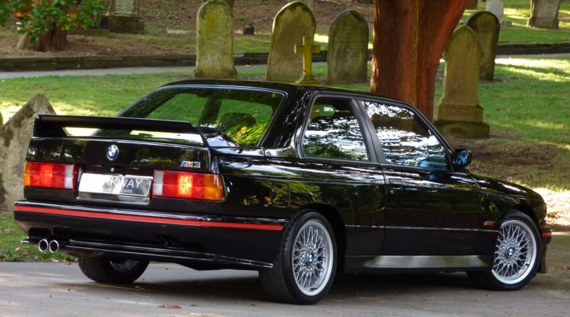 1990 E30 M3