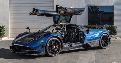 Pagani Huayra BC For Sale In Newport Beach