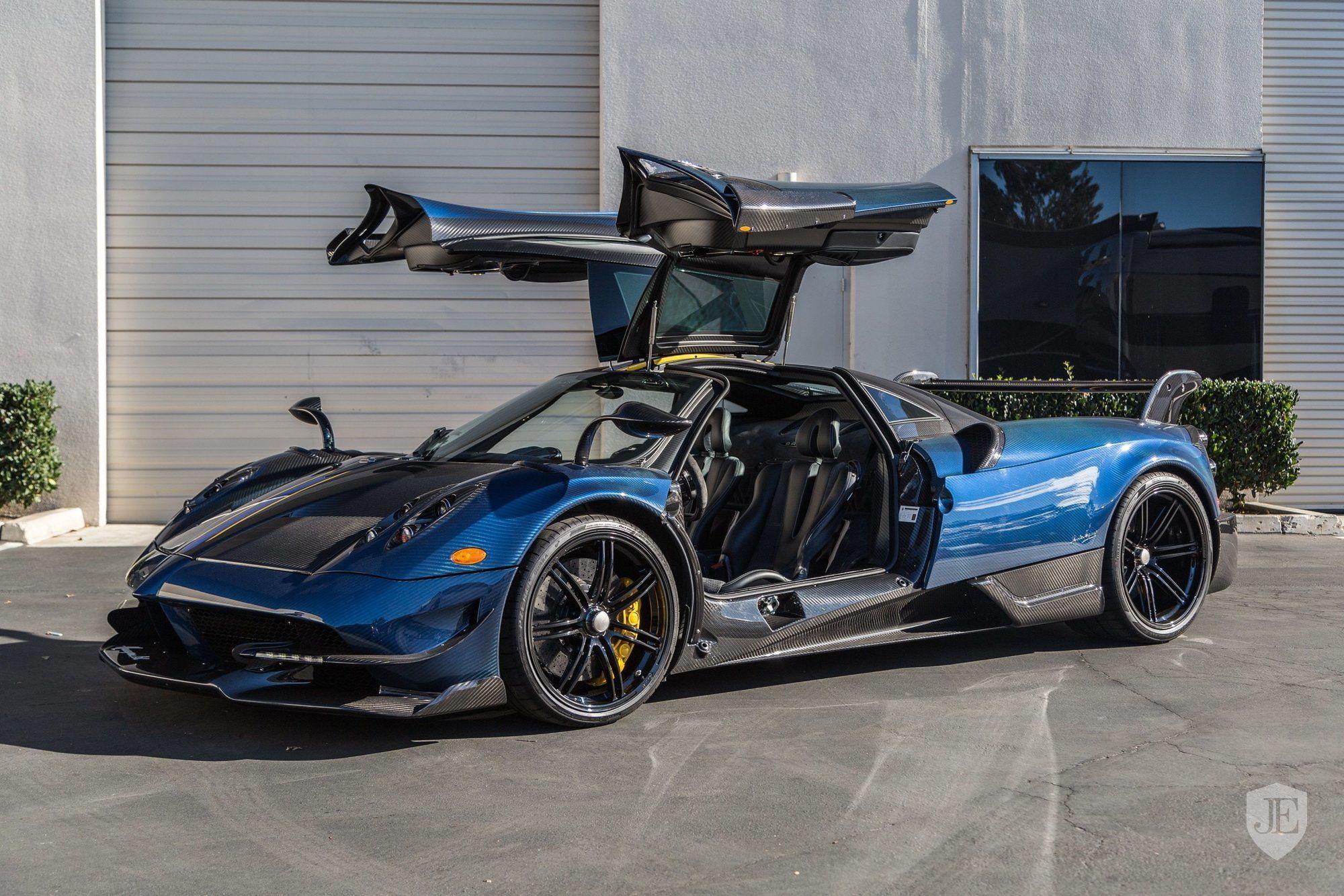 Lexus Newport Beach >> Pagani Huayra BC For Sale In Newport Beach | Supercar Report