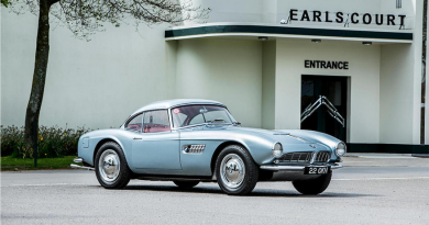 1957 BMW 507 Goes For $5 Million, Setting Record