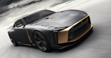Nissan and Italdesign Build GT-R50 Prototype