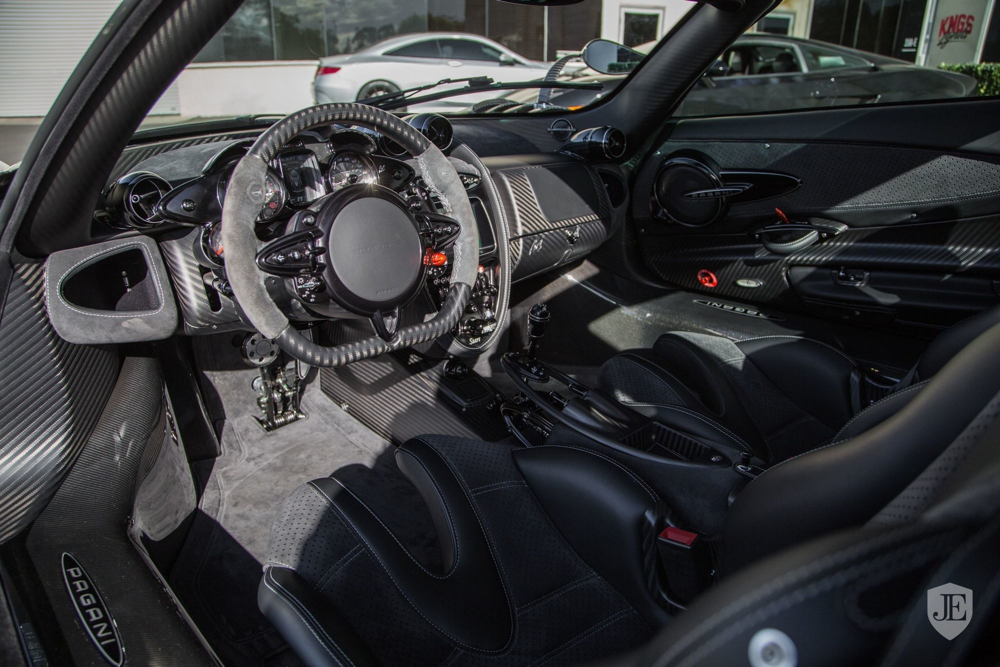 pagani huayra bc for sale in newport beach | supercar report