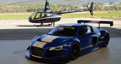 Audi R8 LMS Ultra Race Car For Sale