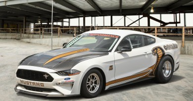 Ford Mustang Cobra Jet Is The Fastest Mustang Ever