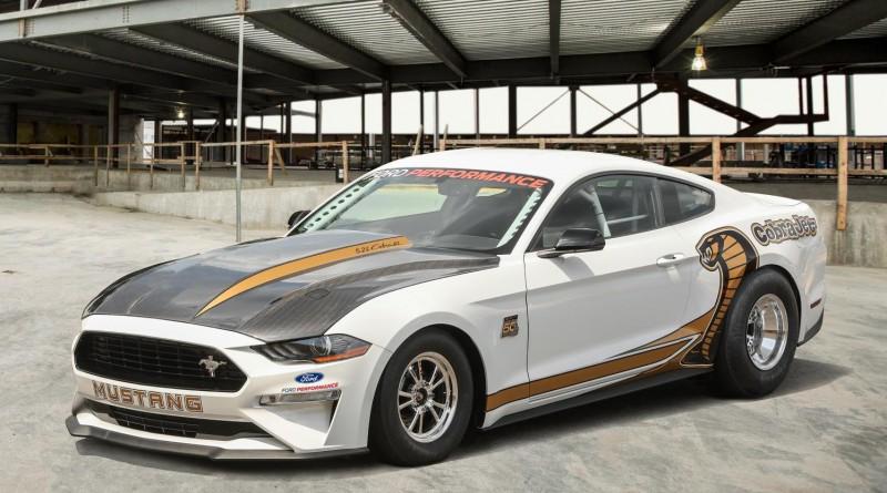 2018 Ford Mustang Cobra Jet
