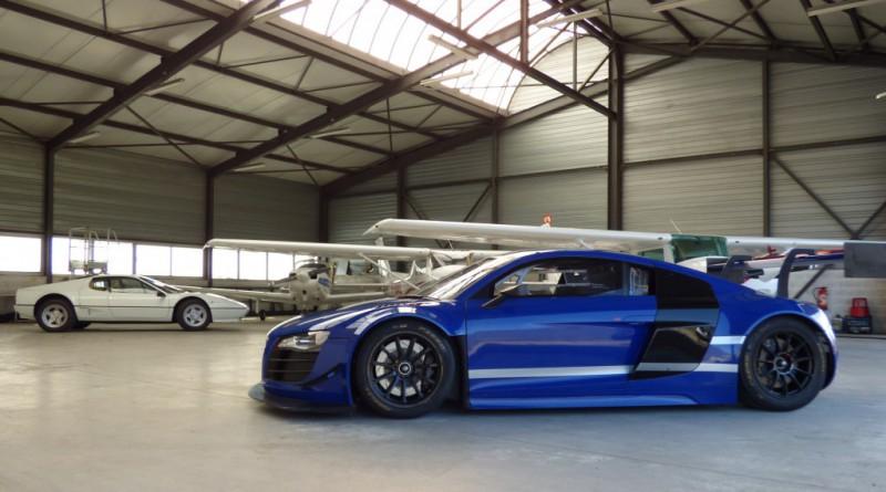 2010 Audi R8 LMS Ultra