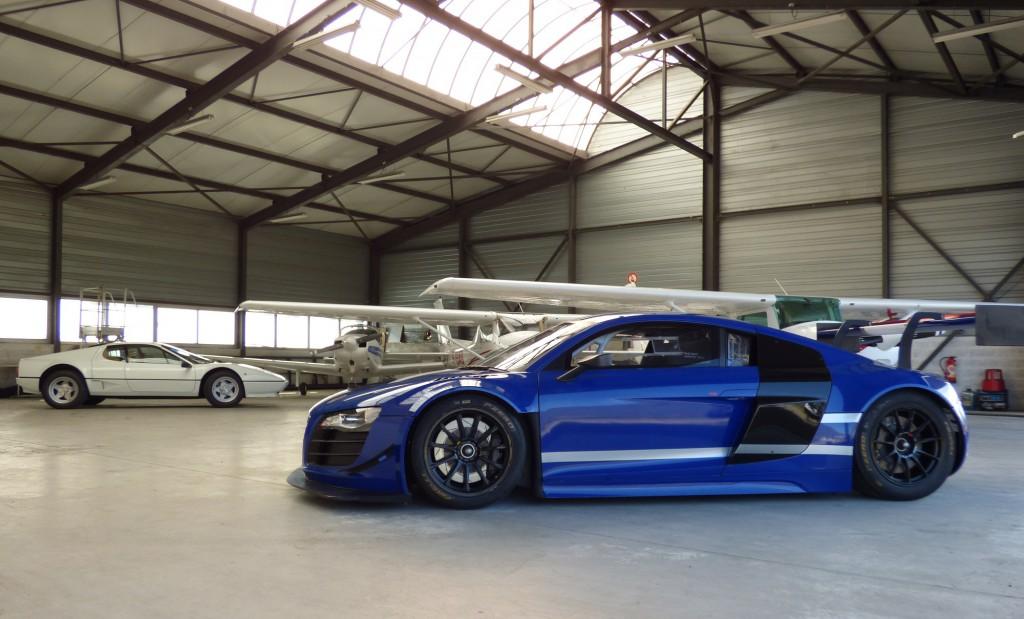 Audi R8 Lms Ultra Race Car For Sale Supercar Report