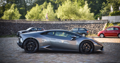 Rent a Supercar at Motion Drive