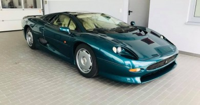 Collector Grade Jaguar XJ220 For Sale In Germany