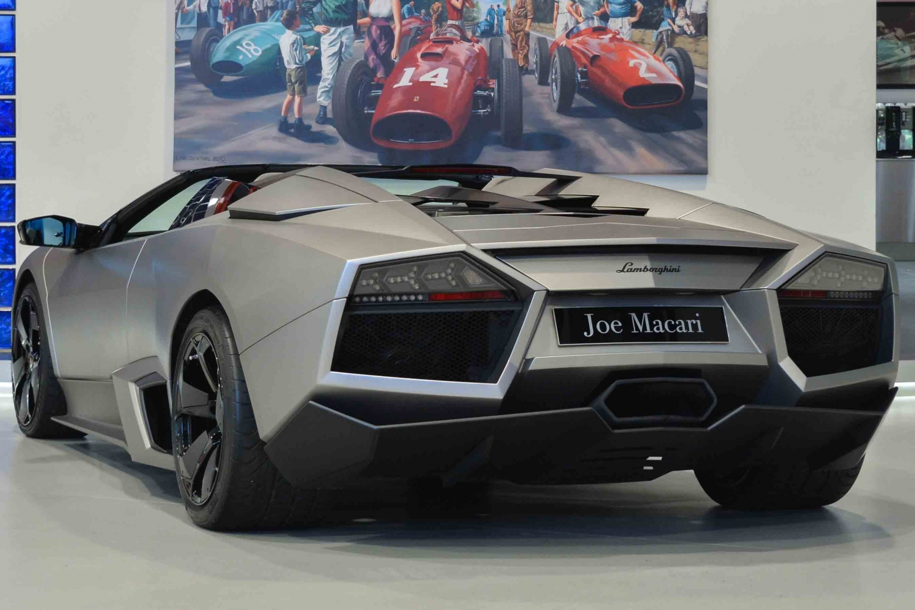 Mercedes For Sale >> 2010 Lamborghini Reventón Roadster | Supercar Report