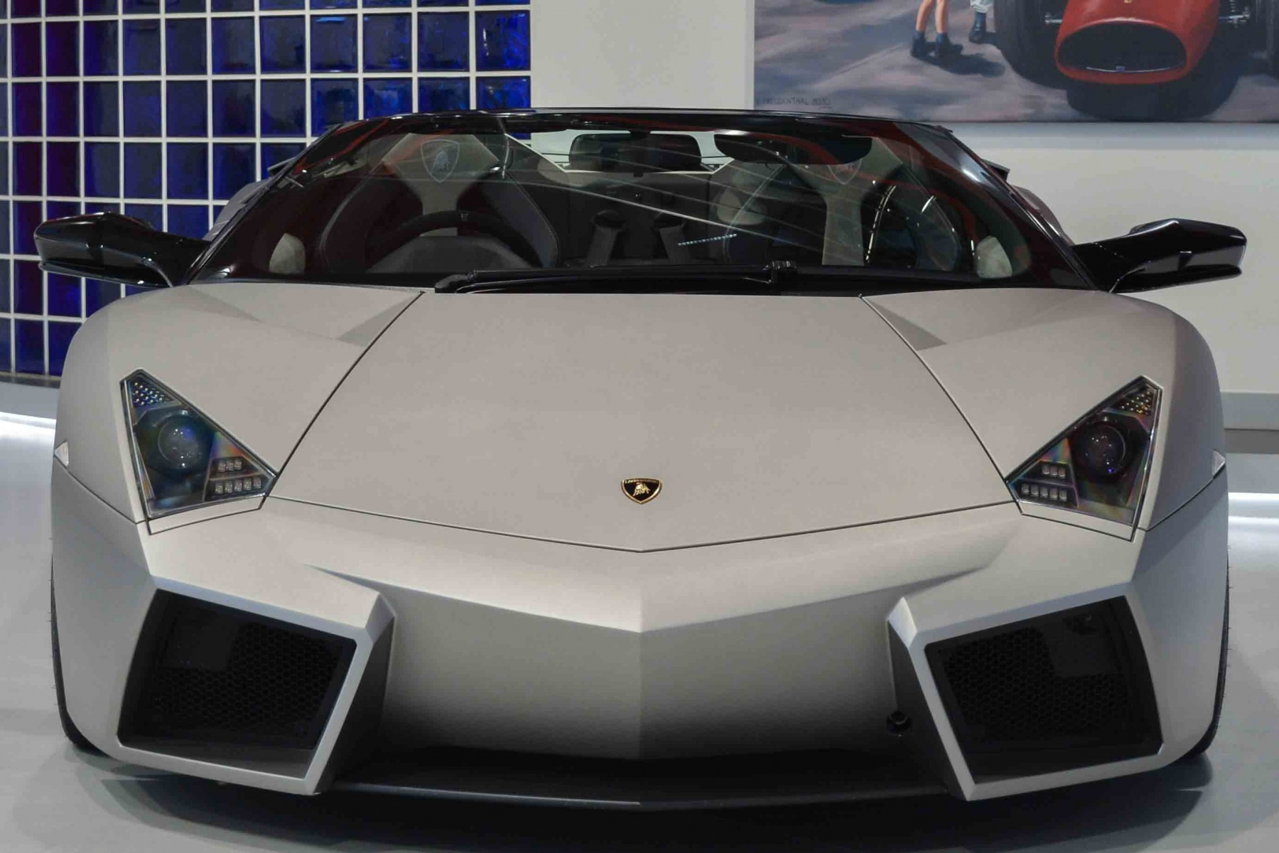 Lamborghini Reventon Roadster For Sale In London Supercar Report