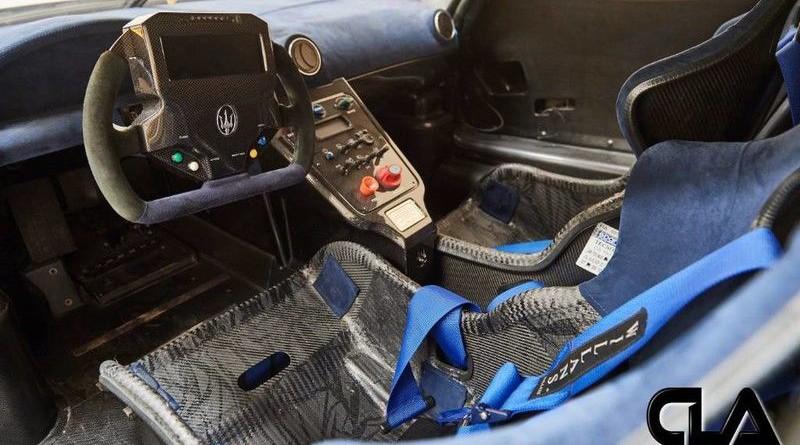 2005 Maserati MC12 Corsa