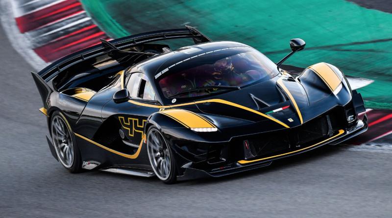 Ferrari Event at Circuit de Barcelona-Catalunya