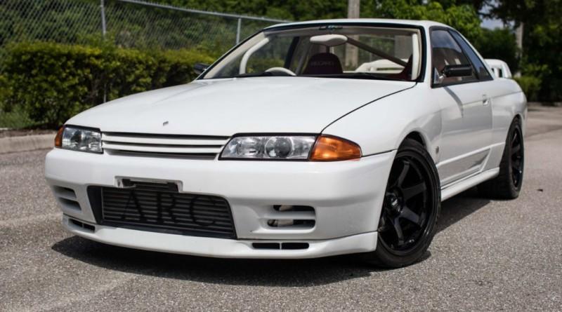 1992 Nissan Skyline GT-R R32
