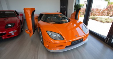 Koenigsegg CCR For Sale In Germany