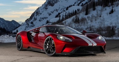 Ford GT Supercar Production Increased Due To Demand