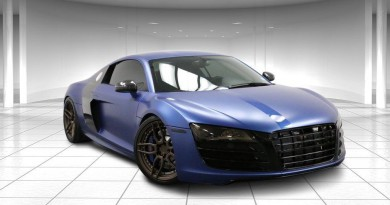 Modified Audi R8 Twin Turbo For Sale