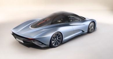 McLaren Speedtail Is The Fastest McLaren Ever Built