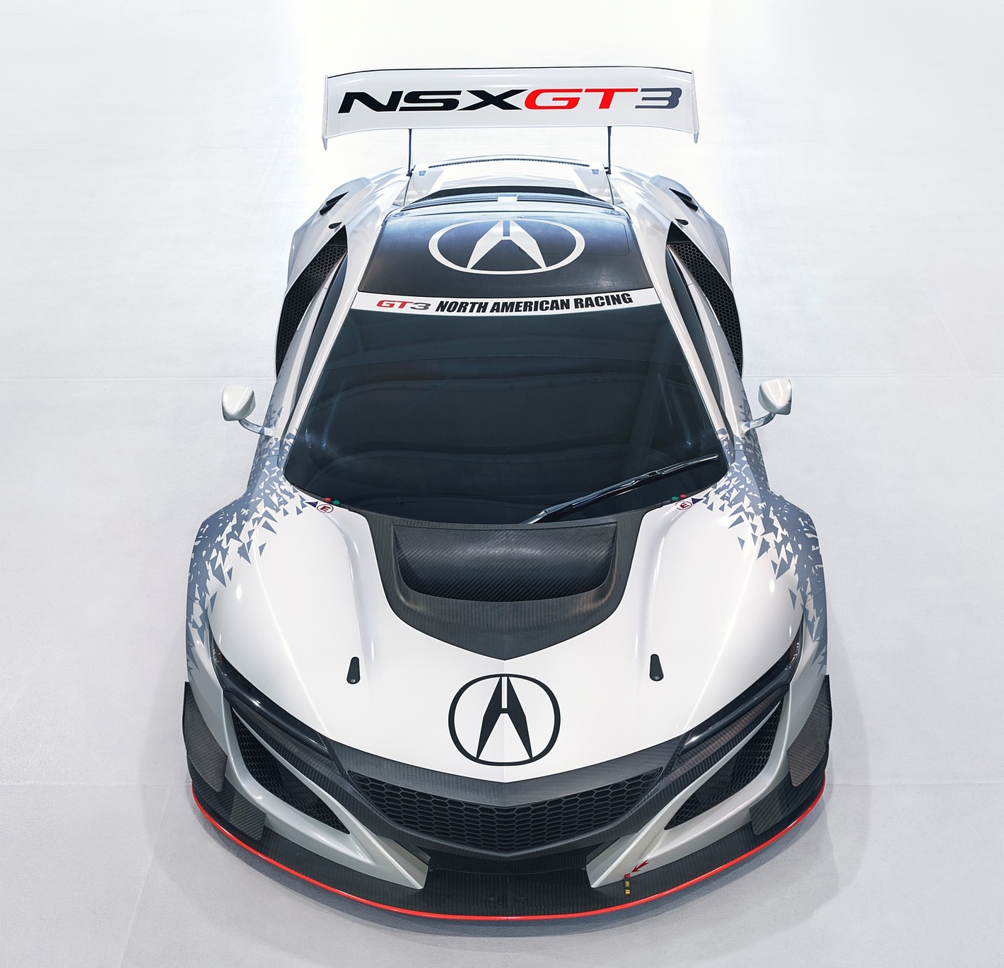 The Acura NSX GT3 Is Only For Racing Enthusiasts