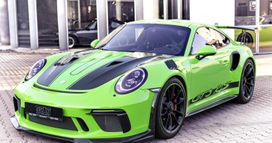 Porsche 991.2 GT3 RS Carbon Package by Techart