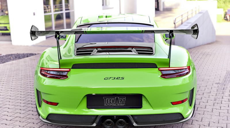 Techart Porsche 991 GT3 RS