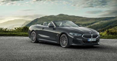 2019 BMW 8 Series Convertible Revealed