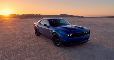 Hennessey Dodge Challenger Hellcat Red Eye Revealed