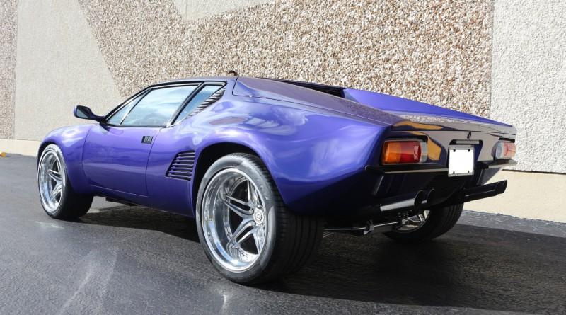 1972 De Tomaso Pantera