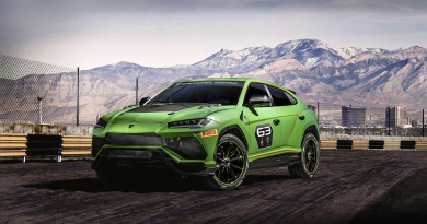 Lamborghini Urus ST-X Concept Race Car Revealed