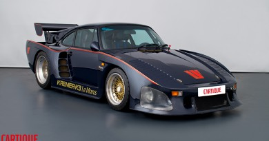 Road Legal Porsche 935 Kremer K3 For Sale