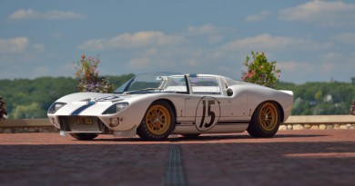 1965 Ford GT Prototype Roadster Headed To Auction