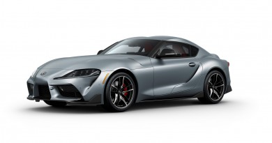 New 2020 Toyota Supra Officially Revealed