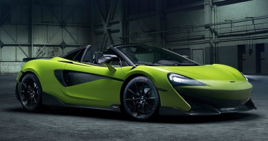 New McLaren 600LT Spider Finally Revealed