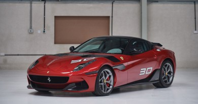 Ferrari SP30 Headed To Auction In Paris