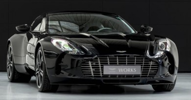 2011 Aston Martin One-77 For Sale In Sweden