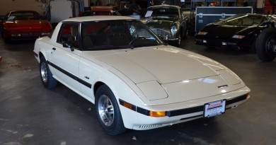 Low Mileage Mazda RX-7 For Sale In Long Island