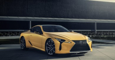 Lexus Unveils Limited Edition LC 500 Inspiration Series