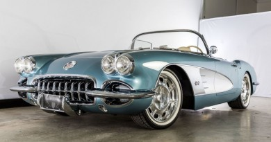 Stunning Corvette SpecVette 001 For Sale