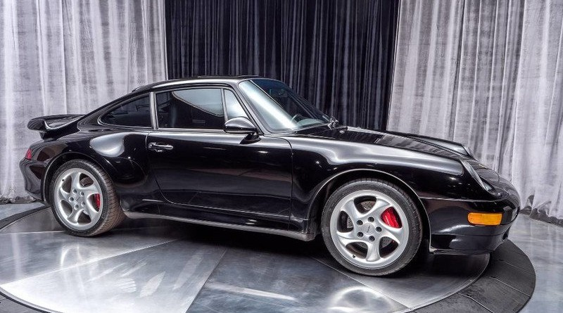 1996 Porsche 993 Twin Turbo Coupe