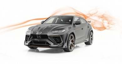 Mansory Reveals New Kit For The Lamborghini Urus