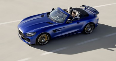 New Mercedes-AMG GT R Roadster Revealed