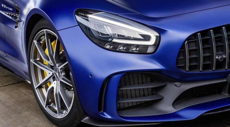 2020 Mercedes-AMG GT R Roadster