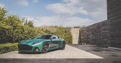 Aston Martin DBS 59 Pays Tribute to Le Mans Win