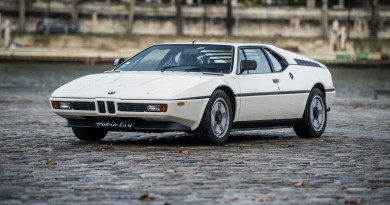 Rare BMW M1 For Sale In France