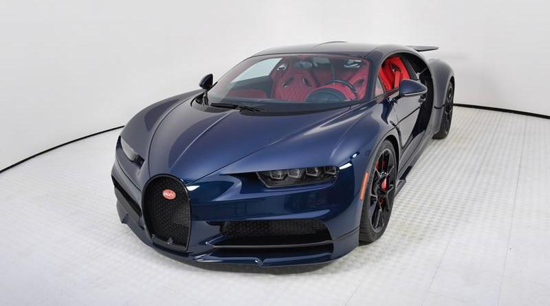 Used 2018 Bugatti Chiron