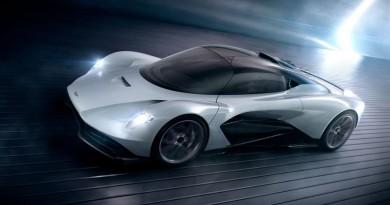Aston Martin Valhalla Hypercar Confirmed