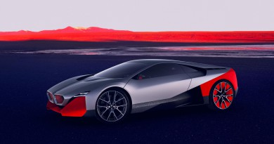 BMW Vision M Next Concept Preview