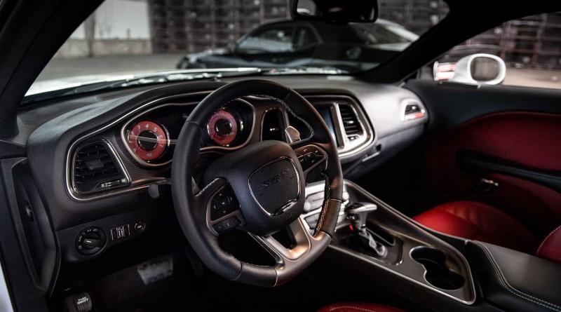 Geiger Cerberus Dodge Challenger